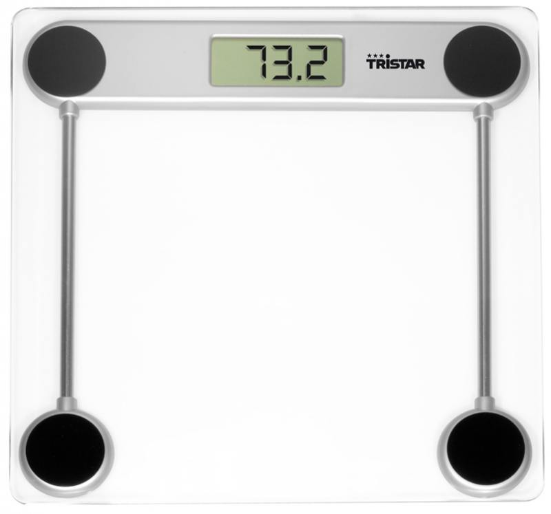 Весы напольные Tristar WG-2421 прозрачный tristar wg 2421 весы напольные