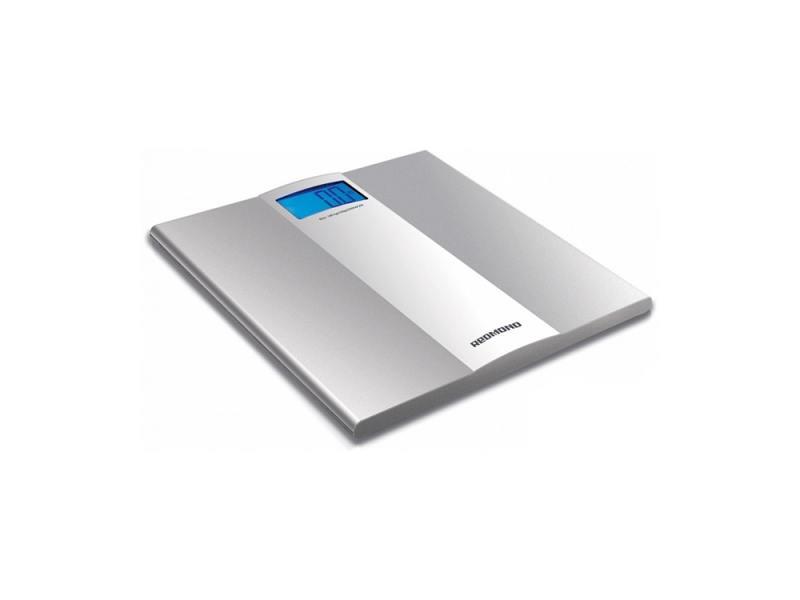 Весы напольные Redmond RS-710 серебристый весы напольные электронные redmond rs 729