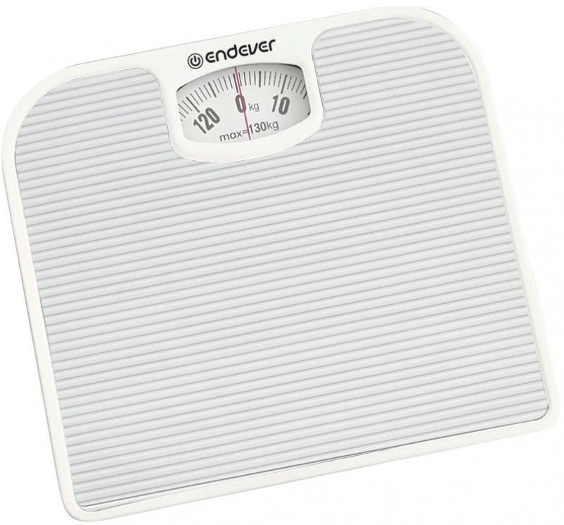 Весы напольные ENDEVER Aurora 532 белый