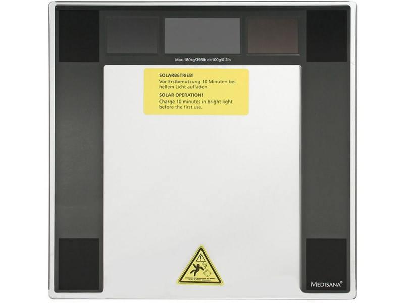 Весы напольные Medisana 40470 PSS чёрный цены онлайн