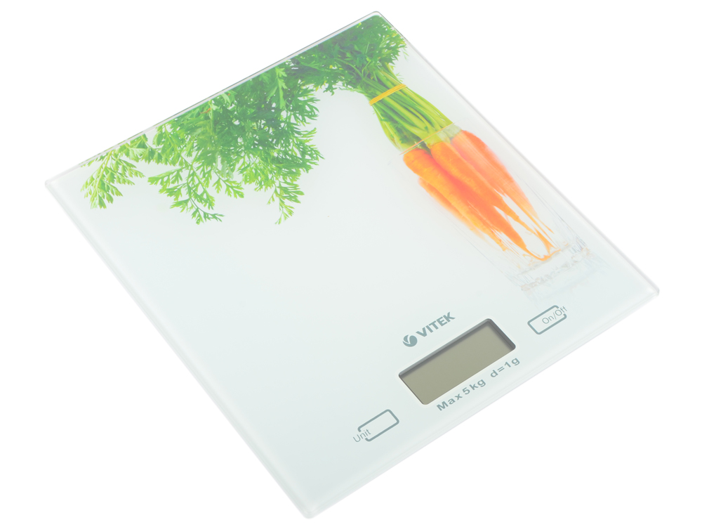 Весы кухонные Vitek VT-2418-W белый набор фарфоровой посуды king wo 56