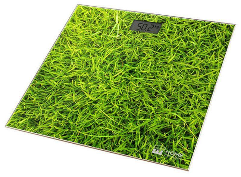 Весы напольные HOME ELEMENT HE-SC906 молодая трава зелёный весы напольные home element he sc906 рисунок лаванда фиолетовый