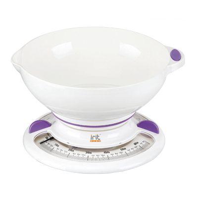 Весы кухонные Irit IR-7131 белый все цены