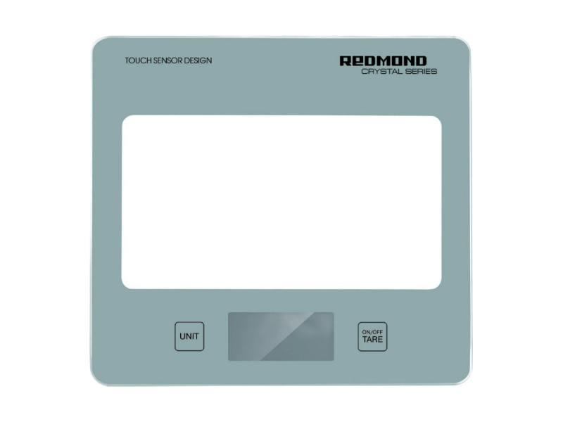 Весы кухонные Redmond RS-724 электронные серый весы кухонные электронные redmond rs 724
