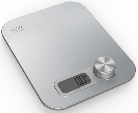 Весы кухонные CASO Kitchen Energy серебристый energy