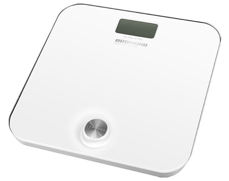 Весы напольные Redmond RS-750 белый весы напольные электронные redmond rs 729