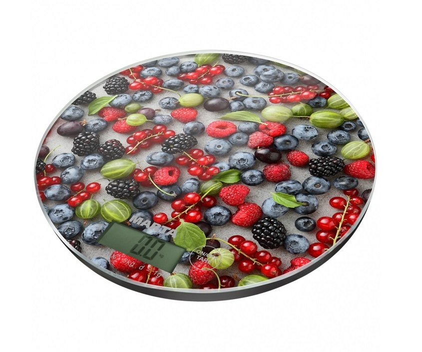 Весы кухонные Marta MT-1635 ягодный микс мультиварка marta mt 4314 темный агат