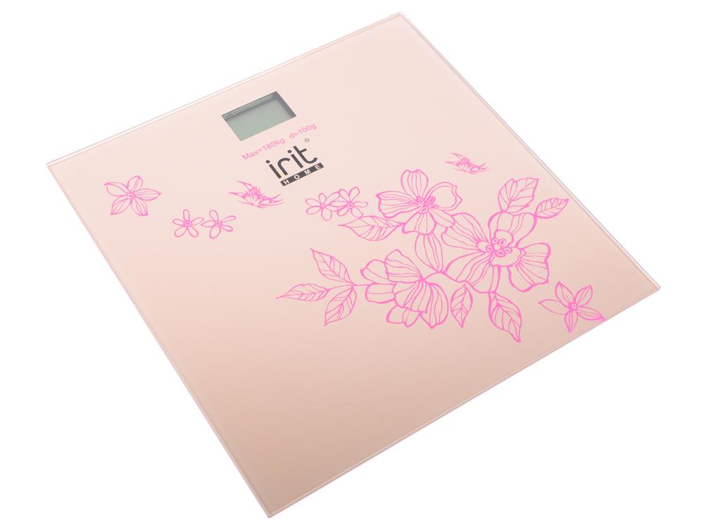 Весы напольные Irit IR-7258 рисунок напольные весы irit ir 7255