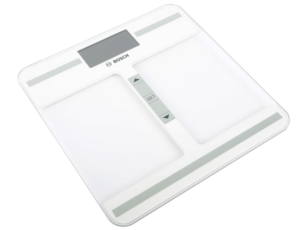 Картинка для Весы напольные Bosch PPW4212 белый