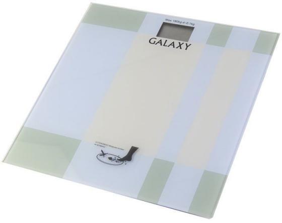 Весы напольные GALAXY GL 4801 рисунок цена