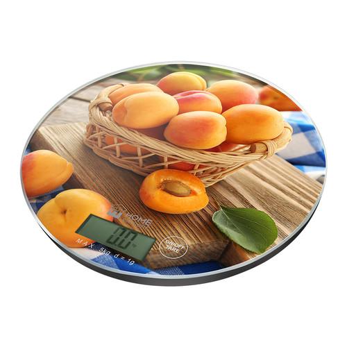 Весы кухонные Home Element HE-SC933 медовый абрикос весы кухонные home element he sc933 рисунок