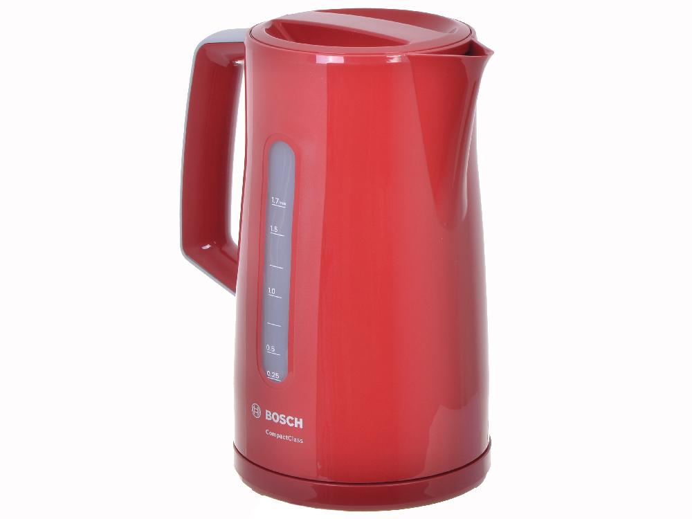 Чайник электрический Bosch TWK3A014 электрический чайник bosch twk7808 золотой twk7808