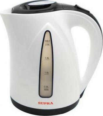 Чайник электрический SUPRA KES-2004 grey supra kes 2301 grey