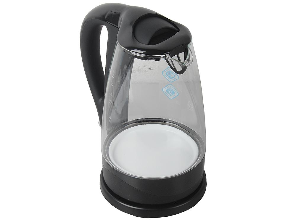 Чайник электрический VITEK VT-1181(TR) (2200Вт.объём 1,7л,функция поддержания температуры,скрытый нагрев. элемент)