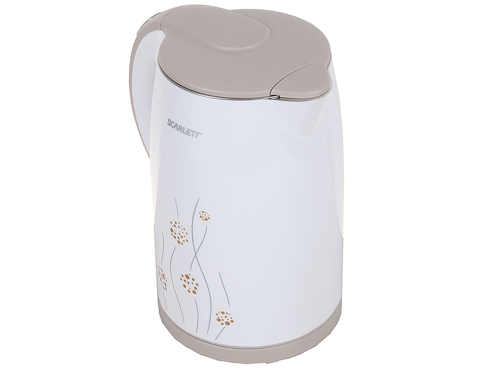 Чайник Scarlett SC - EK21S08 радиатор scarlett sc 21 2009 sb