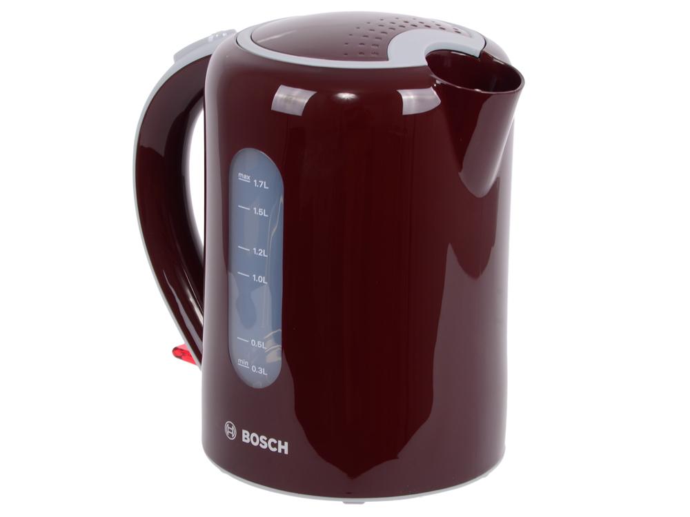Чайник электрический Bosch TWK7604 электрический чайник bosch twk7808 золотой twk7808