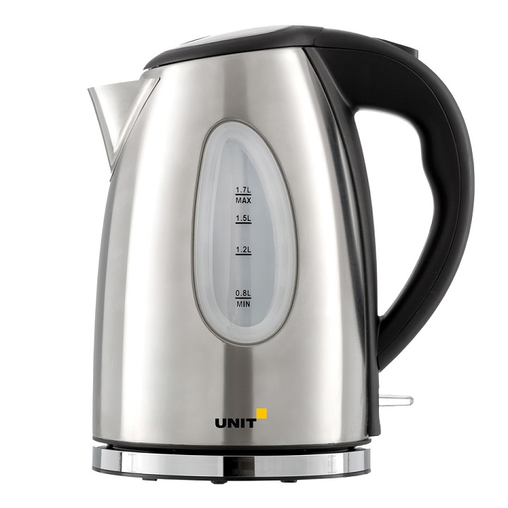 Чайник электрический UNIT UEK-265 Стальной Матовый