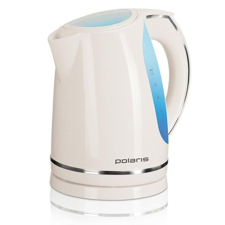 Чайник электрический POLARIS PWK 1705CL, Белый