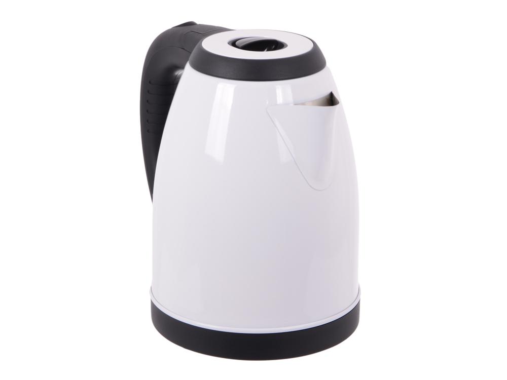 Чайник электрический KITFORT КТ-602 молочный
