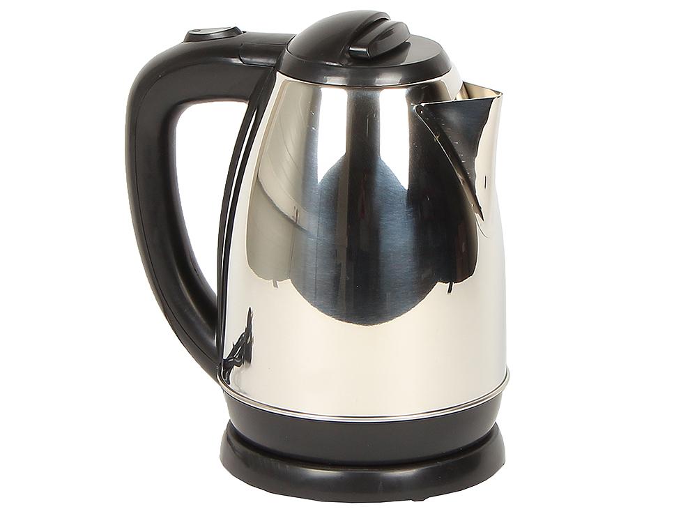 Чайник электрический Великие Реки Чая-2А новый дизайн, 1800 Вт, 2 л термопот великие реки чая 5