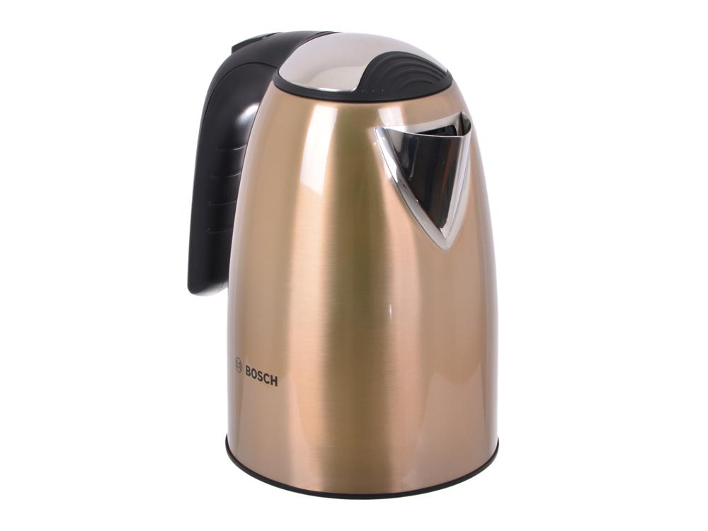 Чайник электрический Bosch TWK7808 электрический чайник bosch twk7808 золотой twk7808