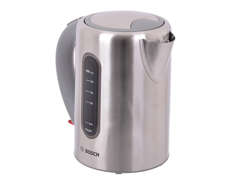 Чайник электрический Bosch TWK7901 электрический чайник bosch twk7901 silver