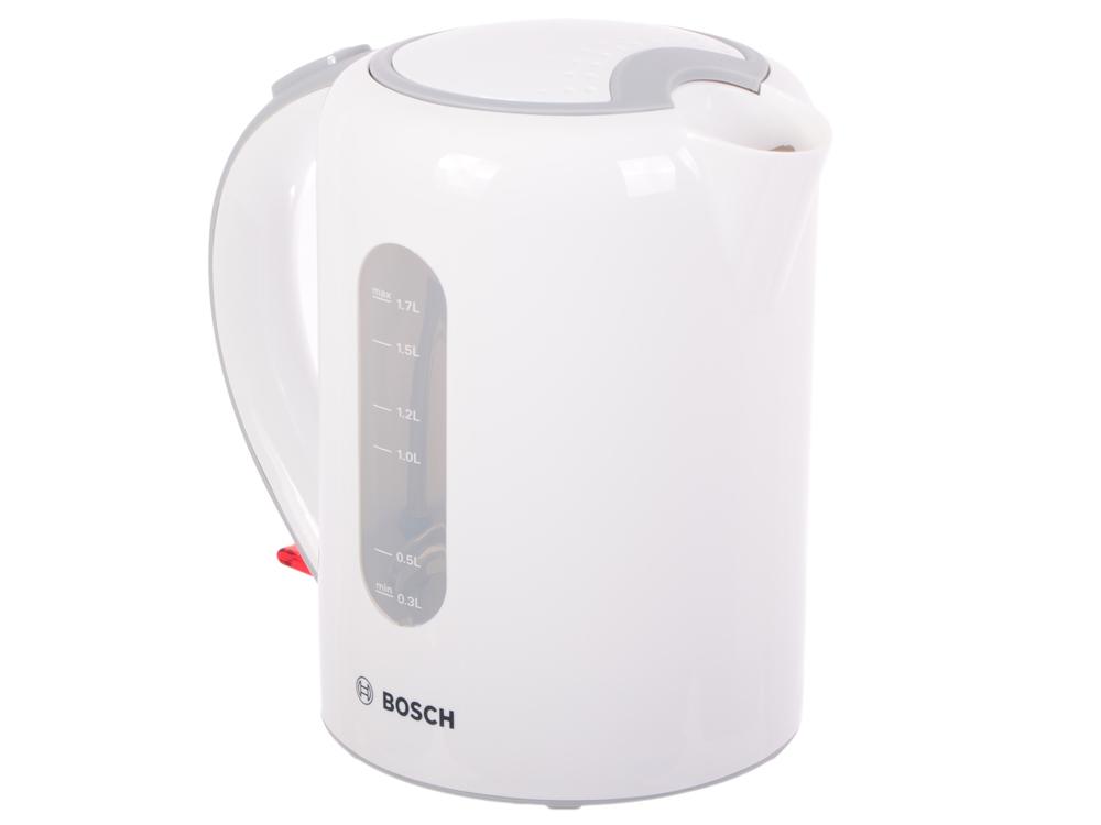 Чайник электрический Bosch TWK7601 электрический чайник bosch twk7808 золотой twk7808