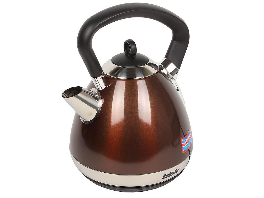 Чайник электрический BBK EK1710S шоколад
