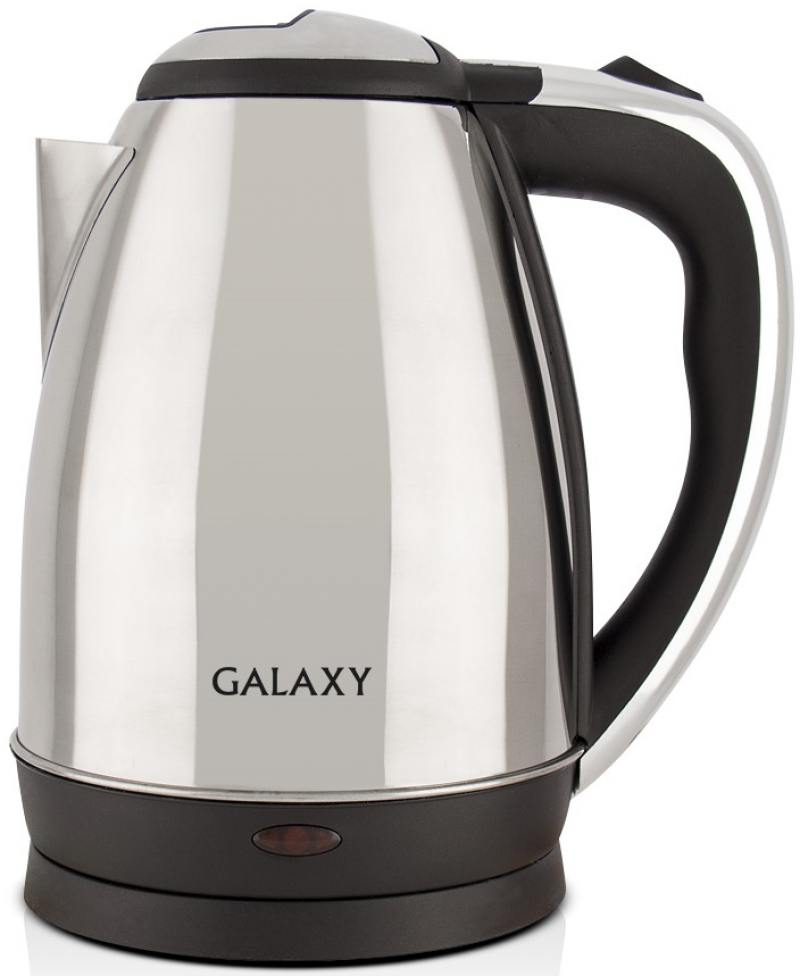 Чайник GALAXY GL0311 1800 Вт 1.8 л металл серебристый