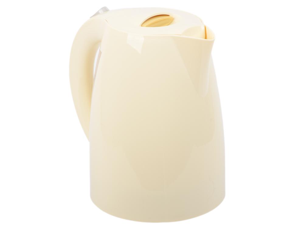 Чайник Sinbo SK-7314 2000Вт 1.7л пластик бежевый
