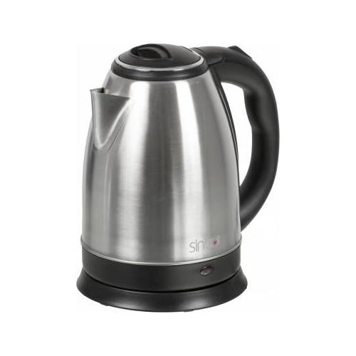 Чайник Sinbo SK 7334 2000 Вт 1.8 л металл чёрный