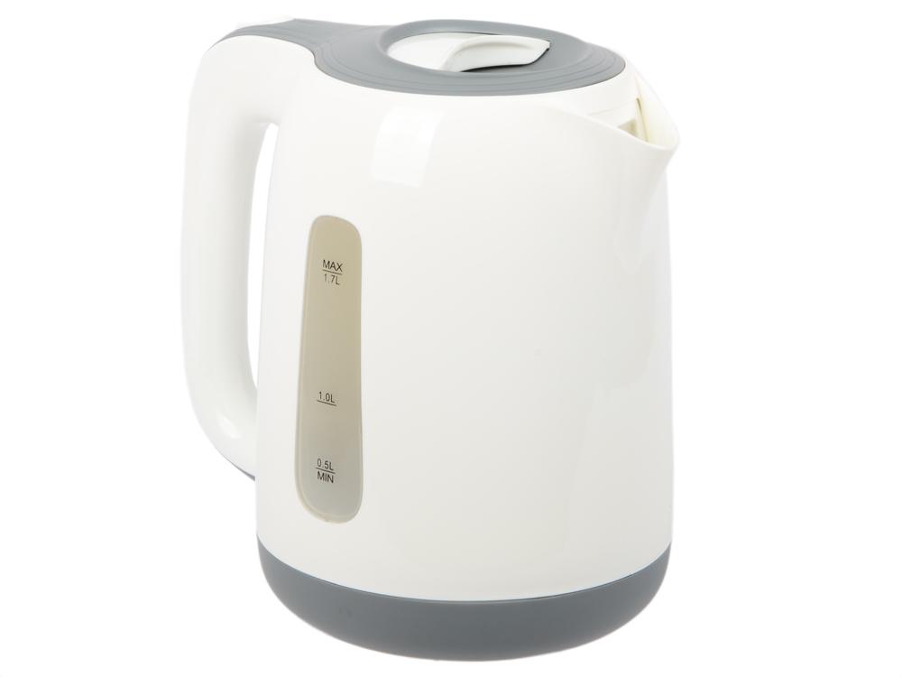 Чайник Zimber ZM-11073 2200 Вт 1.7 л пластик серый стоимость