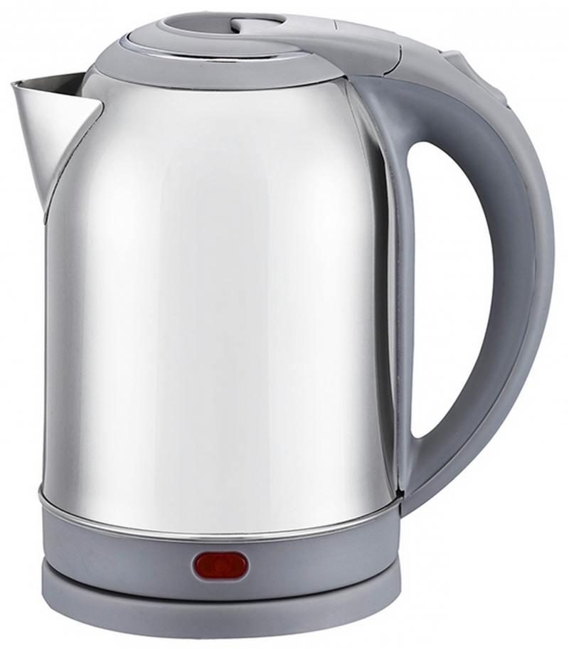 Чайник Zimber ZM-11133 1500 Вт 2 л нержавеющая сталь серый