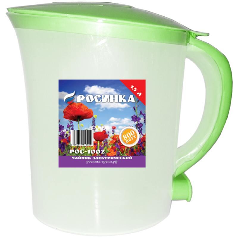 Чайник электрический Росинка РОС-1002 фисташка