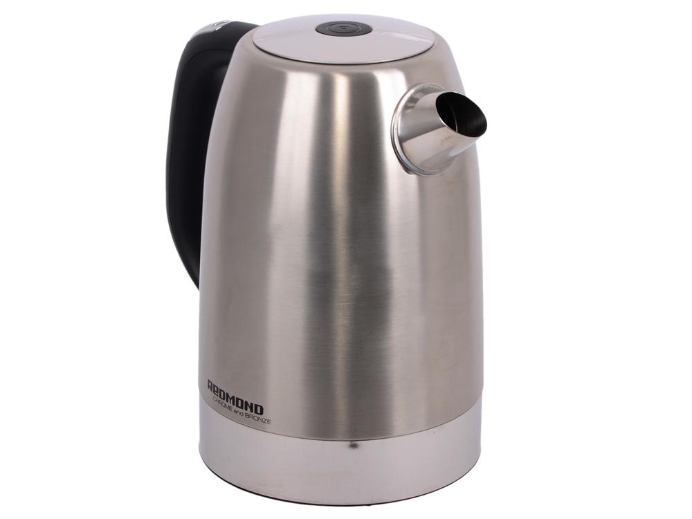 Чайник Redmond RK-M149 2200 Вт 1.7 л металл/пластик серебристый