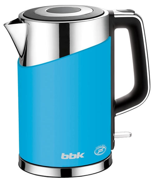 все цены на Чайник BBK EK1750P, 2200Вт, 1.7л, голубой онлайн