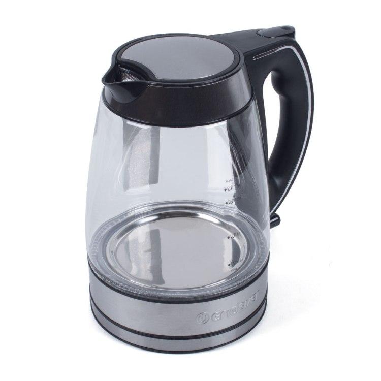 Чайник электрический Endever KR-321G чайники электрические endever чайник электрический