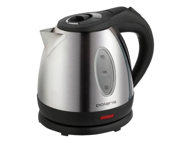 Чайник Polaris PWK 1284CA 1630 Вт 1.2 л металл серебристый чайник polaris pwk 1765car 2200вт 1 7л металл черный серебристый