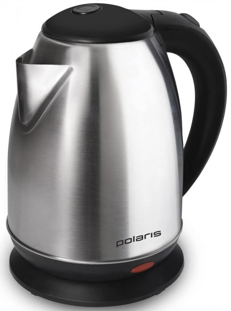 Чайник Polaris PWK 1745CA 1800 Вт 1.7 л металл серебристый