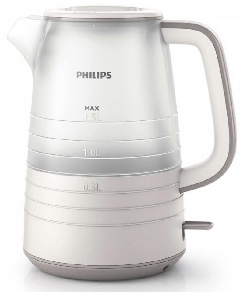 Чайник электрический Philips HD9336/21 мультиварка philips hd4731 03