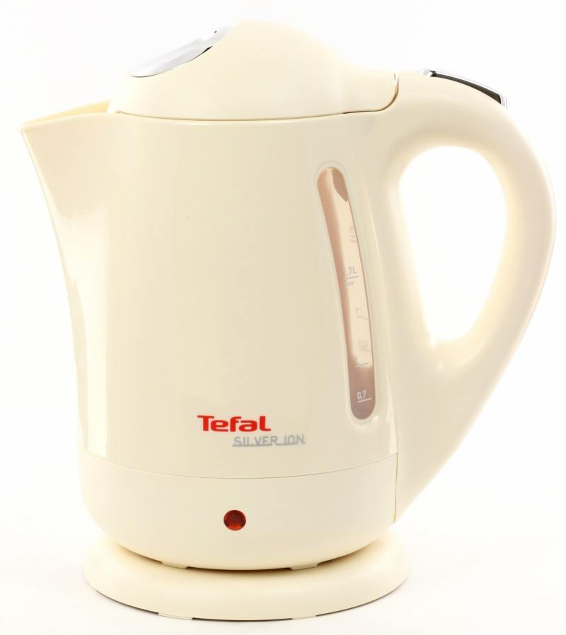 Чайник Tefal BF 925232 2400Вт 1.7л пластик бежевый tefal k 0910204 talent