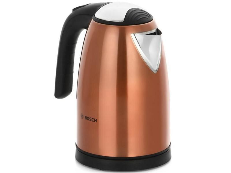 Чайник электрический Bosch TWK7809 электрический чайник bosch twk7808 золотой twk7808