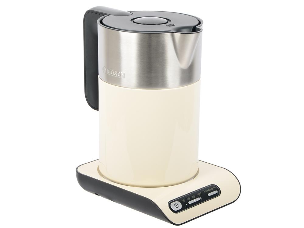 Чайник электрический Bosch TWK8617P электрический чайник bosch twk7901 twk7901