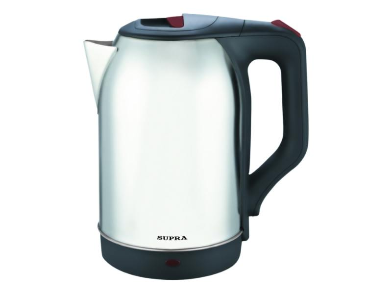 Чайник Supra KES-2230 металл серебристый