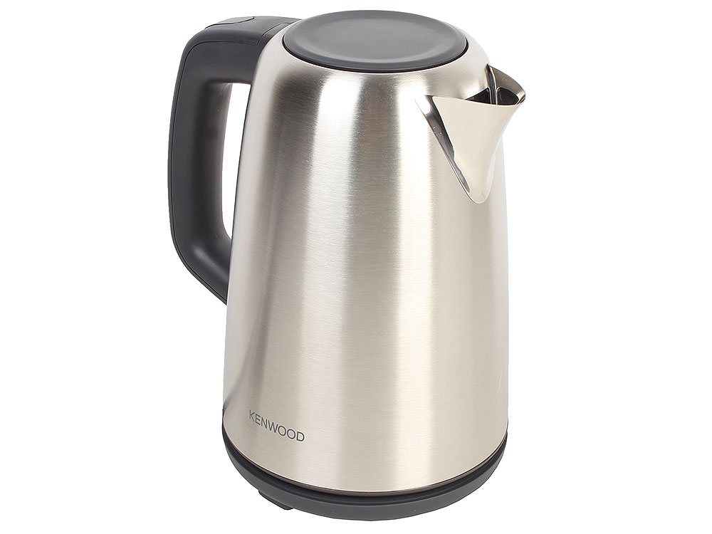 Чайник Kenwood SJM-490, 2200Вт, 1.7л, сталь, серебристый