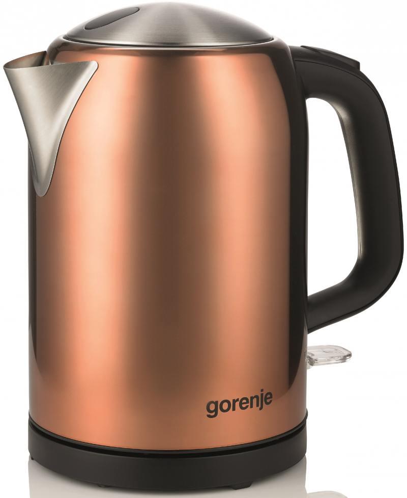Чайник Gorenje K17INF 1850 Вт красный 1.7 л металл/пластик