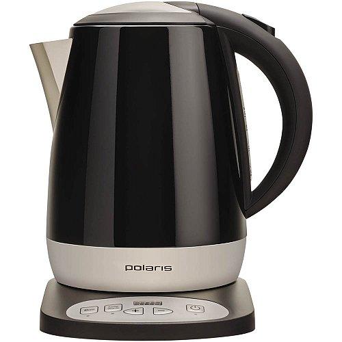 Чайник электрический Polaris PWK 1748CAD 1.7л. 2200Вт черный