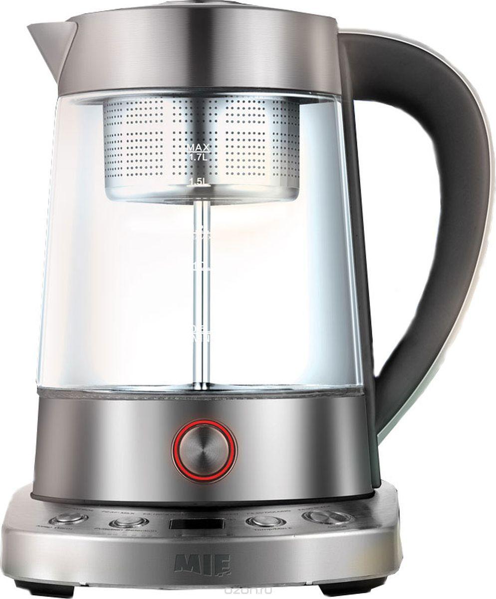 Чайник MIE Smart Kettle 100 Гейзерный парогенератор mie bravissimo напольная вешалка mie a