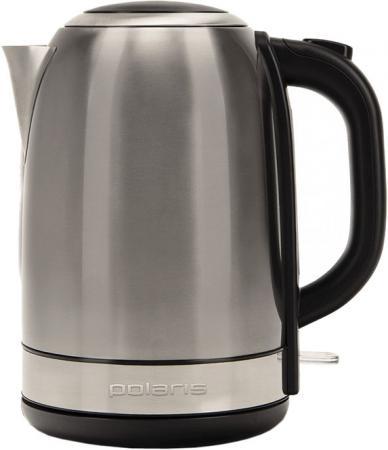 Чайник Polaris PWK 1859CA серебристый матовый 2150Вт 1.8л. металл чайники электрические polaris чайник polaris pwk 1843ca серебристый 1 8л 2100вт металл
