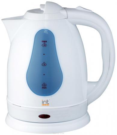 Чайник Irit IR-1230 Белый 1500 Вт, 1.8 л